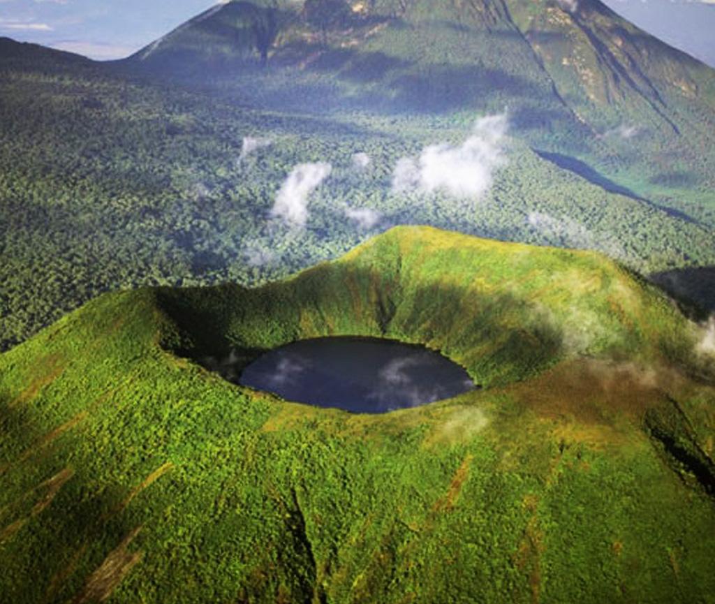 Mount Bisoke Rwanda